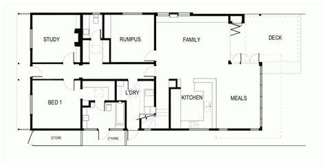 open plan floor plans australia contemporary design meets victorian style the australian