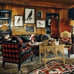 Ballard Drapes Adirondack Style Baker Ballard Interiors