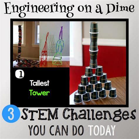 engineering   dime  stem challenges    today stem science stem activities  school
