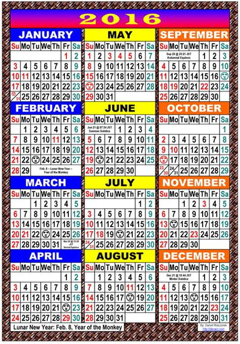 Calendar 2016 Usa 2016 Usa Japanese International Calendars Pdf Kindle