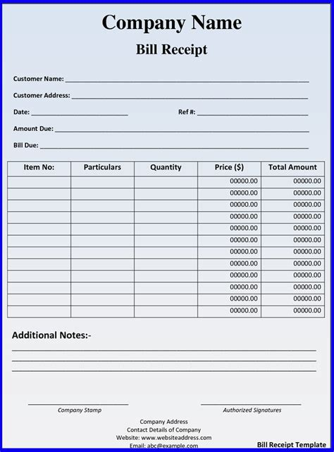word template page receipt hotel bill receipt template word format analysis template