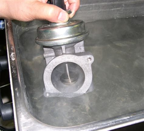 vasca lavaggio ultrasuoni lavaggio ad ultrasuoni di un debimetro ford stefano