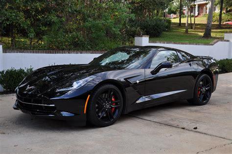 Corvette Black the official black stingray corvette photo thread page 2