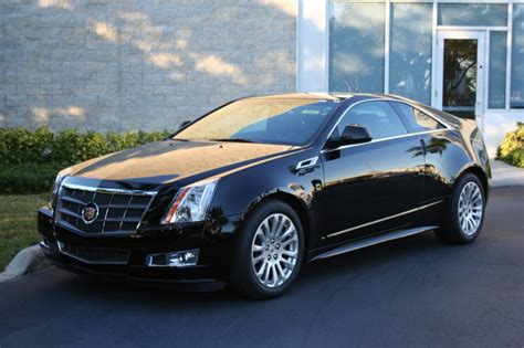 2014 Cadillac Cts Coupe Review by Review The 2011 Cadillac Cts Coupe Gm Authority