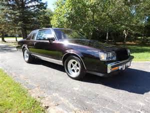 1987 Buick Regal Limited For Sale 1987 Buick Regal For Sale In Ortonville Mi Racingjunk