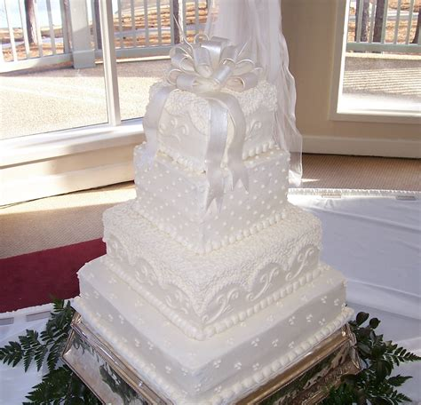 Hochzeitstorte 4 Eckig by Square Wedding Cakes Wedding Celebration Cakes Page 2