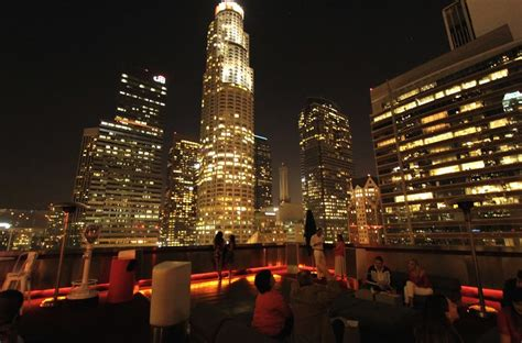 standard roof top bar the 10 best rooftop bars in los angeles 2015 update