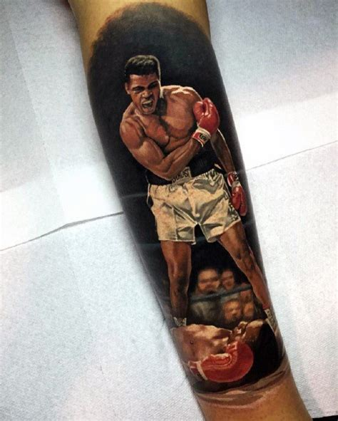 tattoo alis ali 50 muhammad ali tattoo designs for men boxing chion
