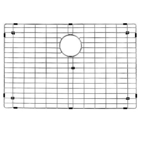 kitchen sink bottom grid vigo 27 in x 16 in kitchen sink bottom grid vgg2716