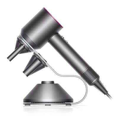Dyson Hair Dryer Patent dyson supersonic hair dryer stand for silver white or