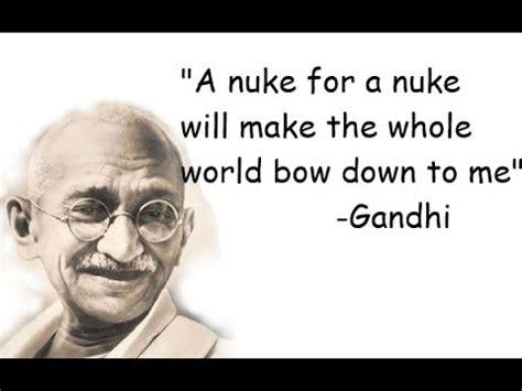 Gandhi Memes - nuclear gandhi memes