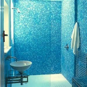 blue tile bathroom ideas blue shower room bathroom idea shower housetohome co uk