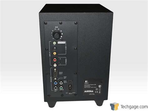 Speaker Logitech Z506 Speaker techgage image logitech z506 speakers