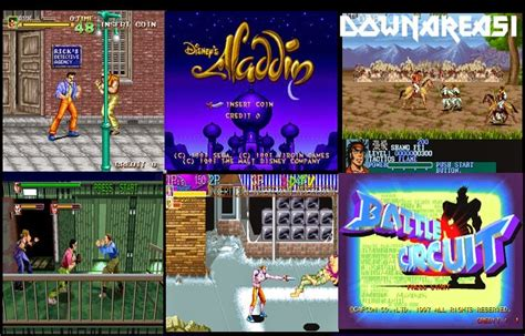 mame   roms pack collection adventure