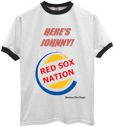 boston dirt dogs boston sox nation it your way keith
