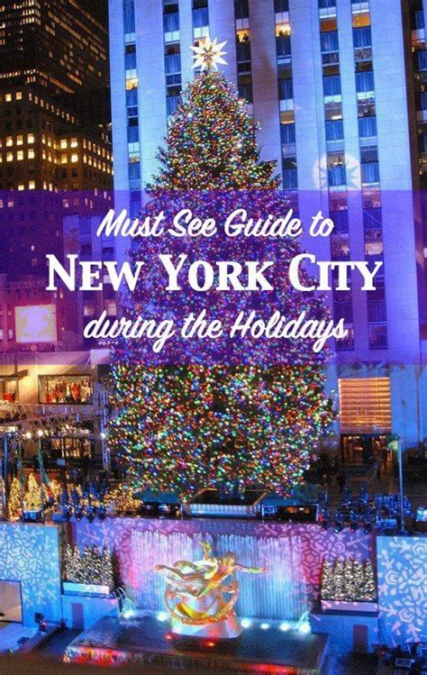 when do new york city christmas decorations come down