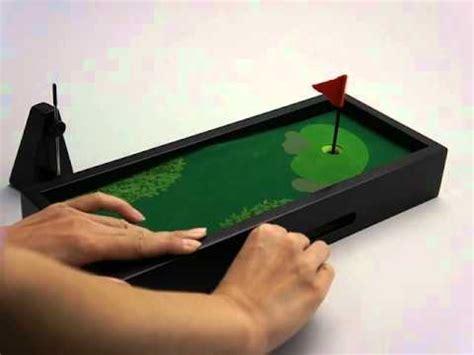 Desktop Golf Youtube Desk Golf