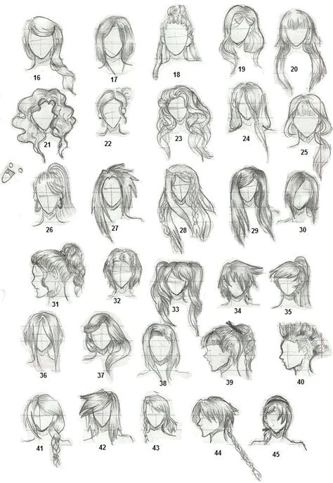 anime hairstyles on humans hairstyles 2 by tapspring 352 on deviantart wedding art