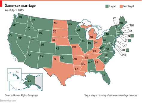 united states marriage map vote could be a green light for a social revolution