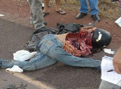 imagenes impactantes de accidentes fatales horrendo accidente en motocicleta fotos fuertes dogguie