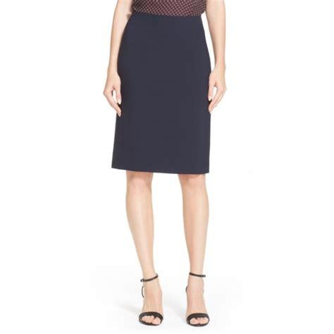 black halo high waisted pencil skirt rank style