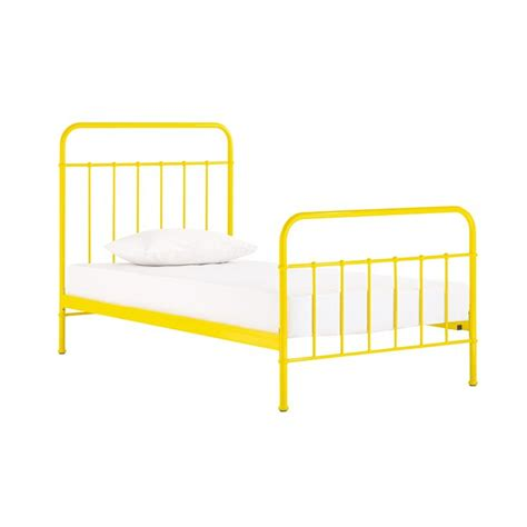 64 Best Kades Room Images On Pinterest Superhero Kids Yellow Bed Frame