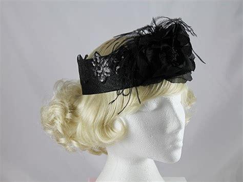 ascot hats 4u j bees millinery black band headpiece