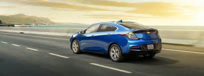 Electric Cars Of 2017 2017 Chevrolet Volt Extended Range Electric Car