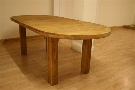 Oval Extending Oak Dining Table Oslo Solid Oak Dining Furniture Oak Sideboards Large