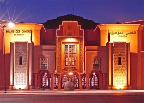 Palais des Congrès by Mövenpick Mansour Eddahbi Marrakech à marrakech. presentation palais des