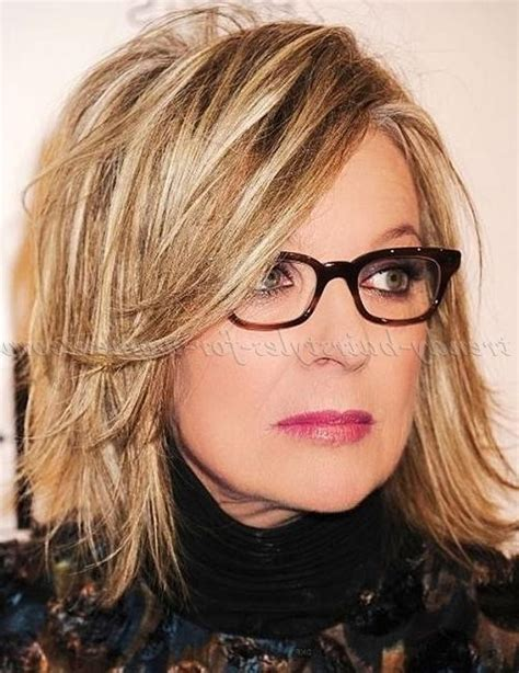 above the shoulder layered hairstyles 15 best ideas of medium length layered bob hairstyles