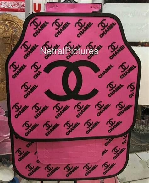 Karpet Karakter Chanel karpet mobil chanel 280 000 aksesories mobil