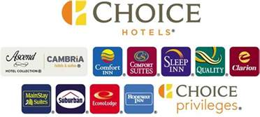 hotel choice earn a free after 2 stays at choice hotels insideflyer