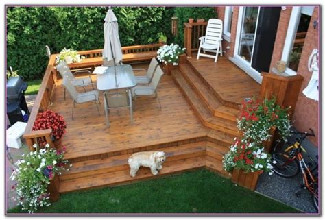 Deck And Patio Ideas For Small Backyards Deck Ideas For Small Backyards Decks Home Decorating Ideas 70xondyagy