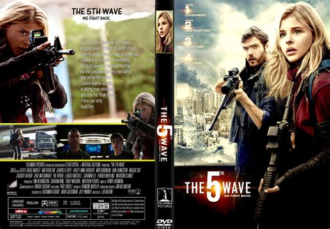 Dvd With Sword 2016 the 5th wave dvd cover 2016 r1 custom