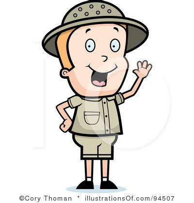 safari guide clipart 24 cartoon safari guide clip art
