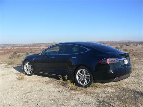 Base Price Tesla Model S 2013 Tesla Model S Pictures Cargurus