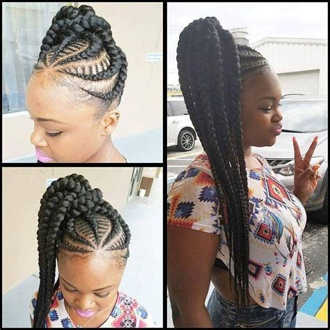 styles of gana weaving latest ghana weaving hairstyles 4 http maboplus com