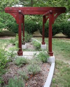 Oriental Pergola Designs by Mahogany Arbor On Granite Asian Landscape Boston