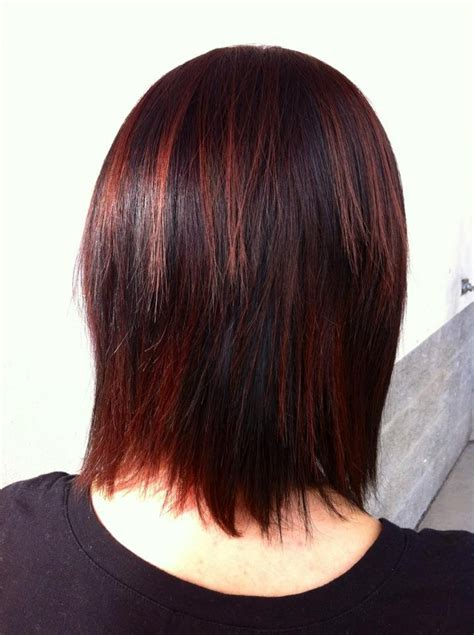 hair foils colour ideas 3d color no foils red hair hair by yovanka pinterest