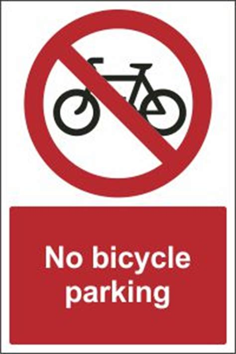Vinyl Wall Sticker Printing no bicycle parking sign buy online ireland amp uk css signs