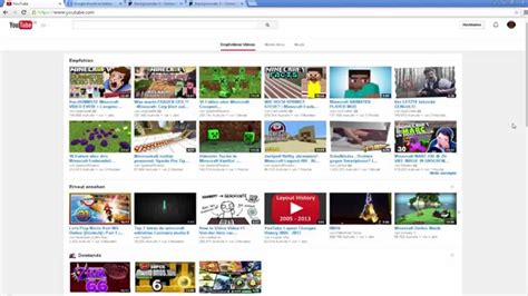 youtube kanal layout youtube kanal erstellen channel design einrichten