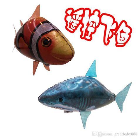 Flying Fish Air Swimmer Clownfish Nemo new finding nemo flying fish remote toys air swimmer plaything clownfish