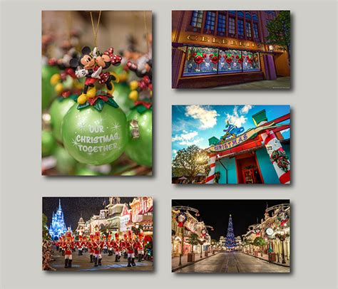 best christmas photo card deals 2016 2016 wdw magazine cards the best of wdw