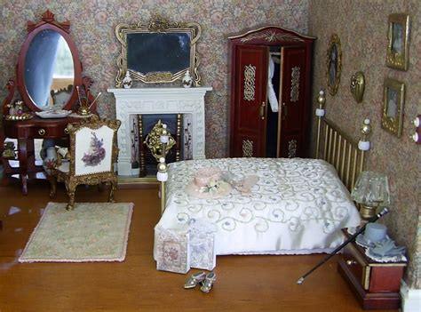 doll house decorating dolls houses and minis paints and wallpaper for