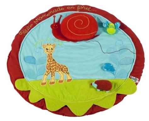 Tapis La Girafe Vulli vulli tapis eveil la girafe doudouplanet