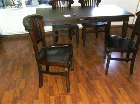 eiken eethoek stoelen donker eiken eethoek incl stoelen