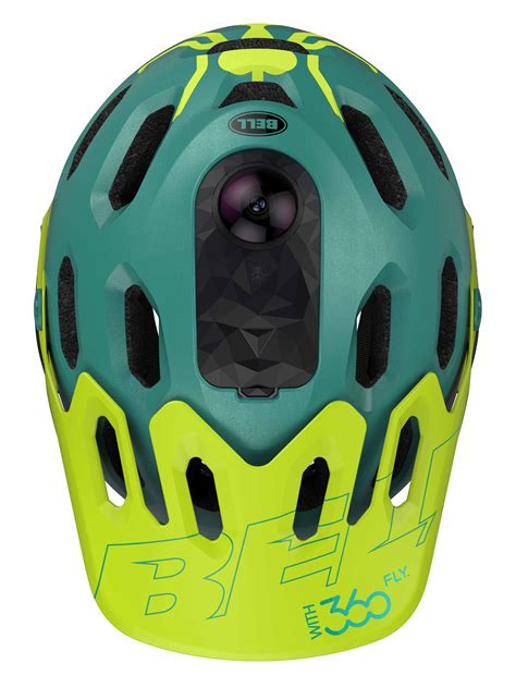 Helm Bell 360 Fly bell integrated 360fly gets the wide view with fully