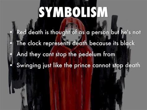 masque of the red death color symbolism the masque of the red death by natasha harris