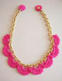 crochet in a chain crochet en una cadena chabepatterns